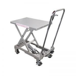 BSA10 Хөнгөн цагаан / гарын авлагын хайч зэвэрдэггүй ган өргөх ширээ
