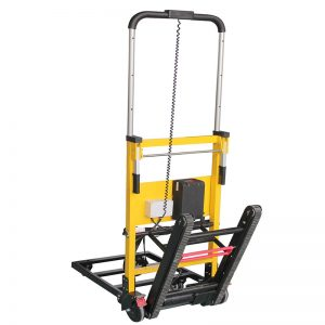 DW-11a Easy carried motorized stair climbing trolley